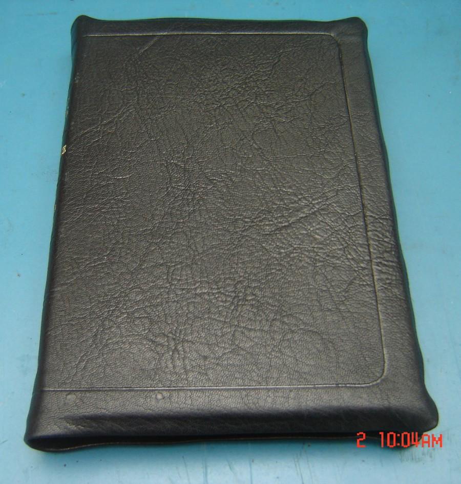 Leather Bible & Book Binding Restoration & Repair